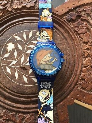 Rugrats Wristwatch The Rugrats Movie