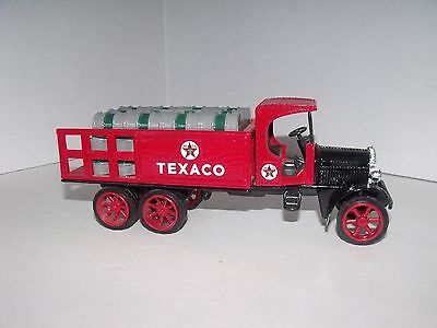 Texaco 1925 Kenworth Stake Truck Coin Bank (Reduced)
