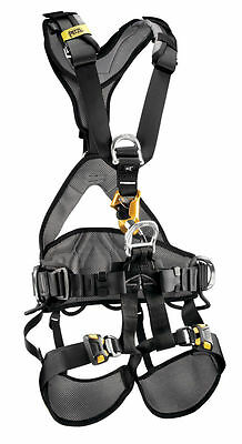 Petzl AVAO Bod Croll Fast Rope Access Safety Harness Size 1