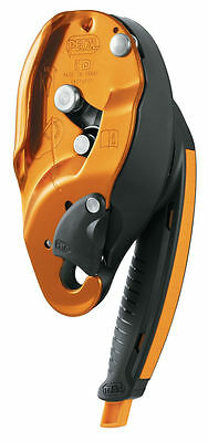 PETZL ID S Self-Braking Descender Ascender Height Safety Equipment Free Freight