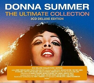 Donna Summer - Ultimate Collection [New CD] UK - Import