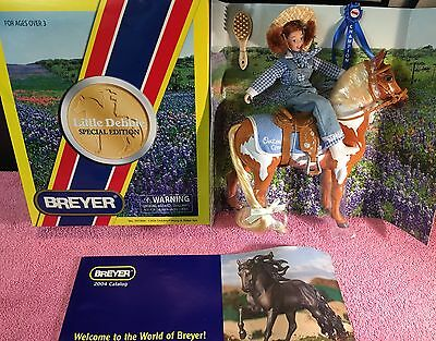 Breyer Pinto Pony 2004 Special Edition Little Debbie Oatmeal Cream Doll SE Horse