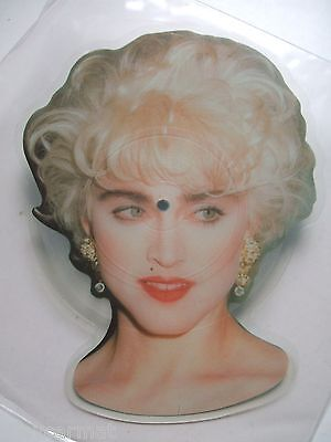 Madonna 7S UK Shaped Picture Disc Interview - RARE MINT CONDITION