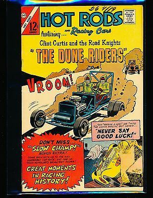Hot Rods & Racing Cars # 80 Fine+ Cond.