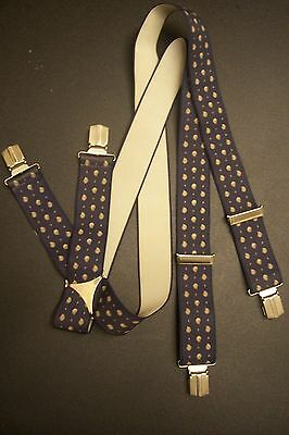 Authentic Vintage Gents Braces * Fab Condition