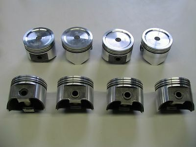 FORGED Pistons .030 oversize 67 68 69 Buick 430 V8 NEW 1967 1968 1969