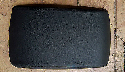 Ford Falcon BA BF FPV XR SR Fairmont  leather/black stitched  console lid