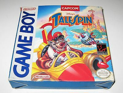 Tale Spin Nintendo - Disney -  Game Boy NEU