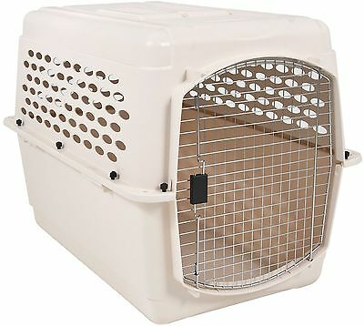 XXL Dog Kennel Crates Extra Large Travel Crate Airline Approved Safe Cages