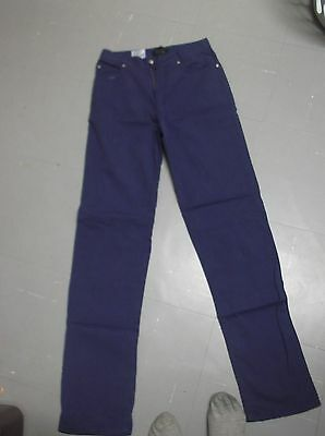 new versace classic v2 blue jeans uk 10 12 trousers