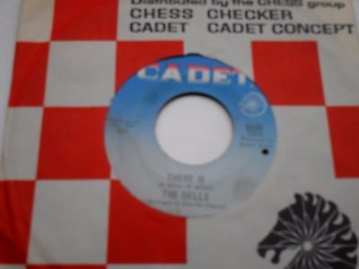 The Dells There Is / Show Me Us Cadet (Chess) Northern Soul