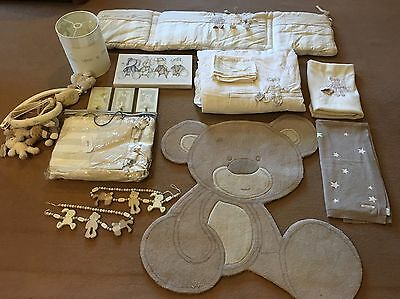 Complete Nursery Set From Mamas & Papas Once Upon A Time Range