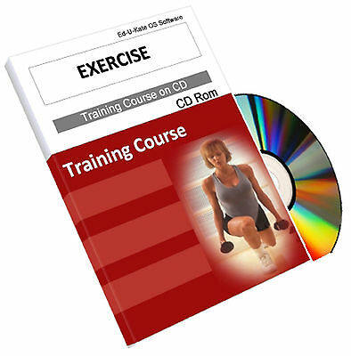 Exercise Aerobic Physical Fitness Weight Management Loss Training Manual Book CD