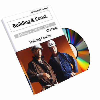 Multipack Bundle Building Construction Home House Training Course Manual Book CD