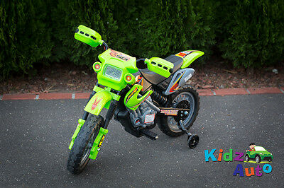 BRAND NEW KIDS 6v Kids Ride-On Motor Bike - BRAND NEW