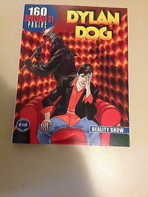 Dylan Dog Speciale Nr 21 Ottimo!!!