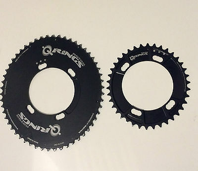 Rotor Shimano Q rings 54T/38T fits Dura Ace 9000, Ultegra 6800, 105 5800