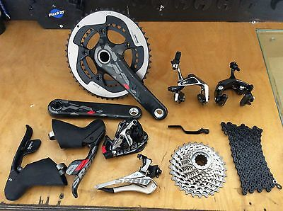 Sram Red 22 groupset RRP £2000