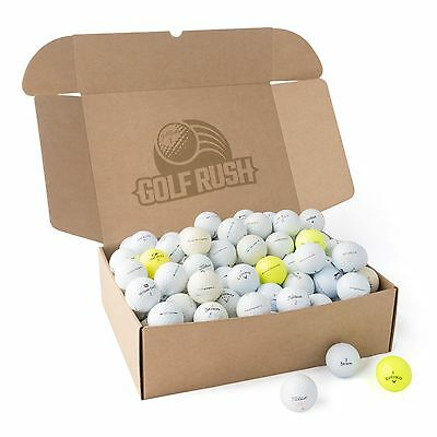 Golf Balls Callaway Titleist Srixon Nike Pinnacle Practice / B Grade Lake Balls