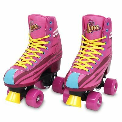 Soy Luna Disney Roller Skates Training Original TV Series Colour Pink Girls