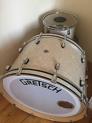 Gretsch Catalina Drum Kit With Cases