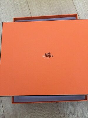 Hermes Empty gift boxes 23cm X 28.5cm, For A Winter Scarf? See Photos