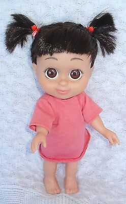 "BABBLING BOO Original 12"" RARE doll  MONSTERS INC Disney Pixar Hasbro"