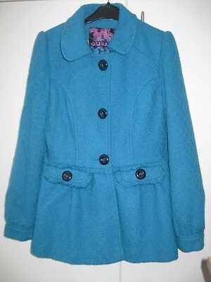 Girl's coat age 10 - 11 years from New Look