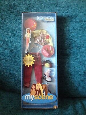 Mattel My Scene Fashion Spring Outfit G6321 New 2004