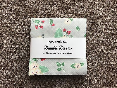 Bumble Berries Charm Pack by Moda 100% cotton