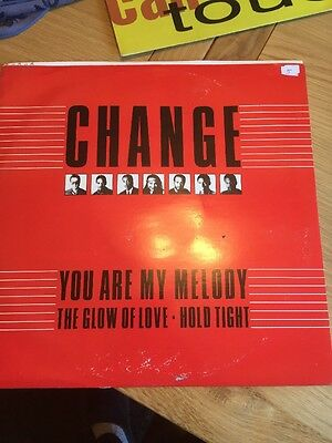 """Change """"You Are My Melody"""" 12"""" Vinyl Single"""