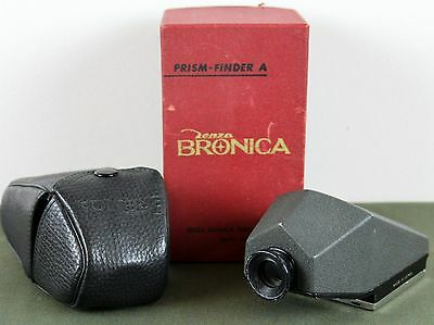Bronica - S2 Prism View Finder Model A