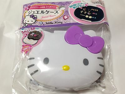 NEW HELLO KITTY Jewel Case Sanrio Japan FREE SHIPPING!