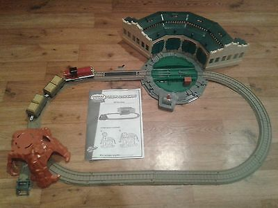 Tidmouth Sheds Trackmaster/Tomas The Tank Engine with Salty.