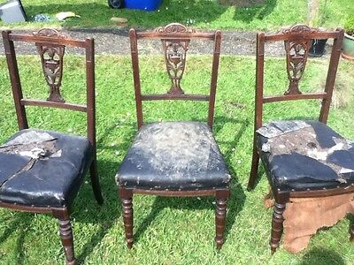 Antique 1940's Chairs