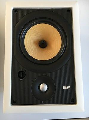 B&W Signature 7NT  In-Ceiling/In-Wall speakers (Pair)