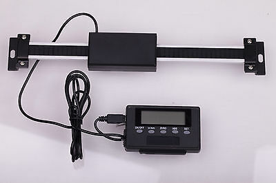 """12"""" Digital Readout Read Out DRO w/ remote LCD for Bridgeport Mill Lathes"""