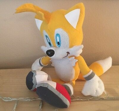 Tails From Sonic Soft Toy 22cm