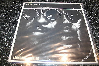 Sly And Robbie Language Barrier Lp Excellent