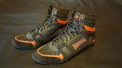 Lonsdale Boxing Training Boots Trainers Shoe Size Uk 19 EURO 44.5 USA 11