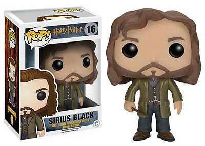 Funko POP Movies: Harry Potter - Sirius Black 16 Free S/H