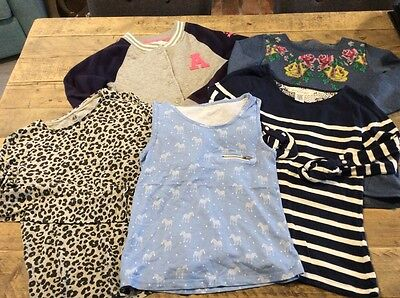 Girls tops jacket bundle H&M size 10-12 years