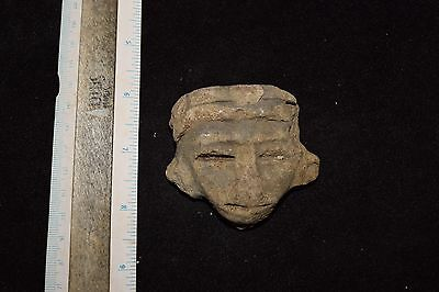 pre columbian monkey head estate sale find belmont shores calif,