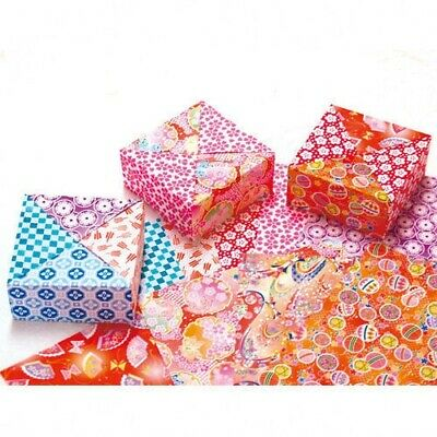 JAPANESE ORIGAMI PAPER -CHIYOGAMI- 100 sheets 15 x 15cm
