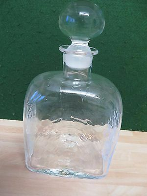 Dartington Crystal 'Glen Dartington' Whisky/Spirit Decanter