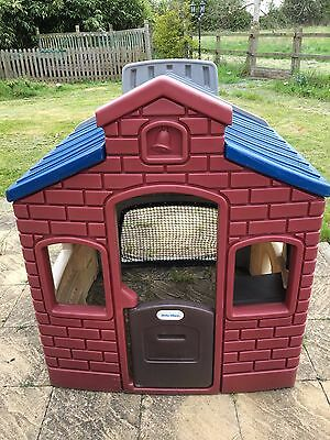 Little Tikes Town Play House With All Accessories