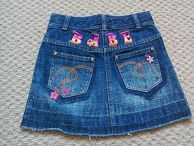 Girls Next denim skirt age 4 not available in shops.