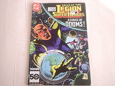 Tales Of The Legion Of Super-Heroes - February 1986