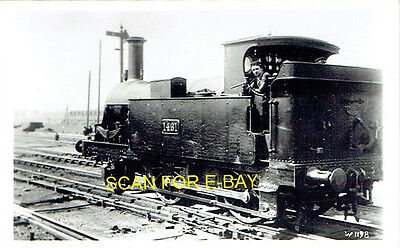 "Railway Photo GWR 455 or ""Metro Tank"" Class 240T No 1461 at Unknown Location"