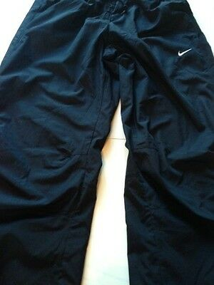 Nike mens active boot cut tracksuit bottoms size XL